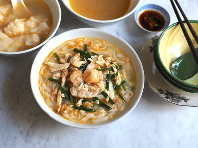 Phase One delivery: Enjoy flavourful 'kai see hor fun' from Pandan Perdana's Mee Ipoh Hor Fan 7 Chai