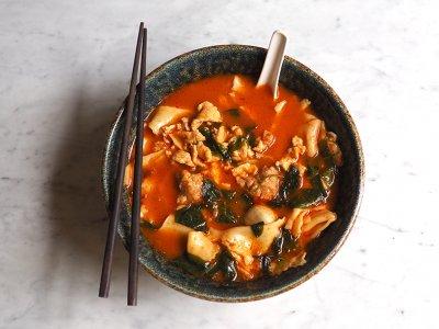 Phase One delivery: You'll slurp up Jinjang Xiu Ye Mao Restaurant's 'pan mee'