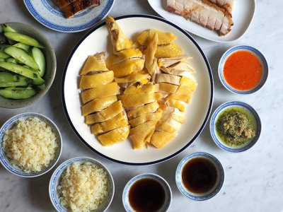 MCO takeaway: Comforting chicken rice from KL's Ring Road Restaurant