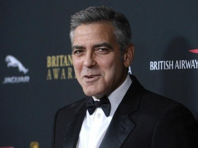 Clooney goes for kindness with new movie 'The Tender Bar'