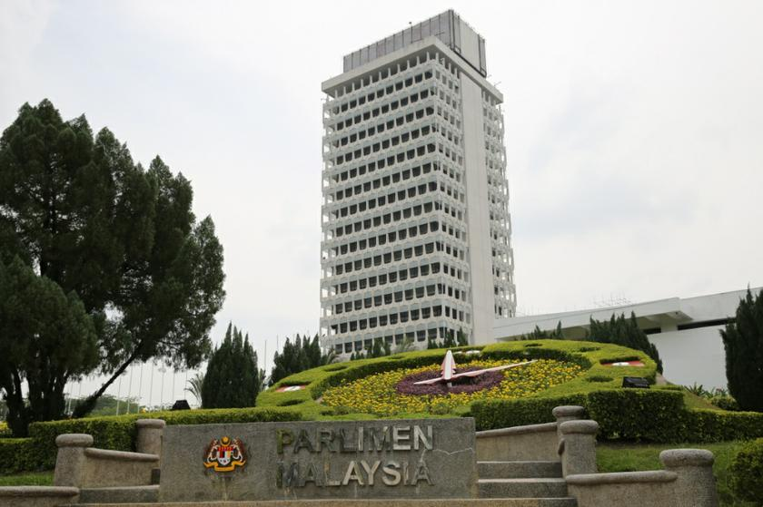 The NSC Bill is currently awaiting approval by the Dewan Negara. —File pic