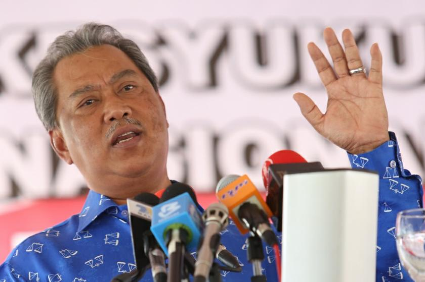 In the original Bernama article, Muhyiddin was quoted as saying that while Muslims do not insult the religions of others, non-Muslims insult Islam. ― file pic