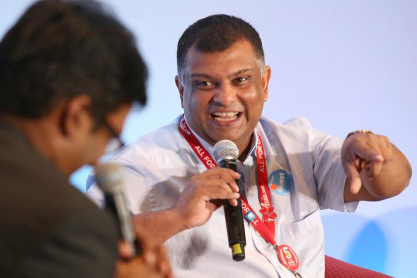 Caterham boss Tony Fernandes. – Picture by Saw Siow Feng