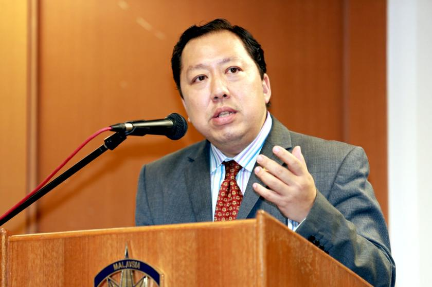 Bar Council human rights committee chairman Andrew Khoo said the solution lies in social change and greater inclusivity, rather than a legalistic approach. — file picture