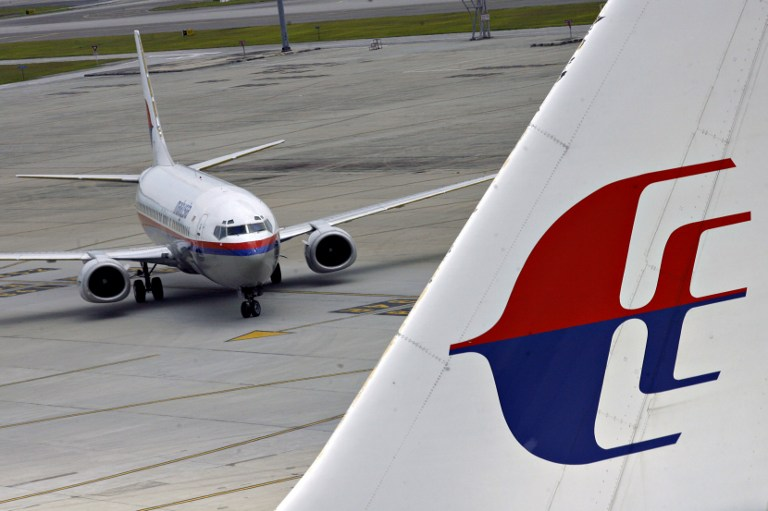 Last week, the Malaysia Airlines Bhd urged employees to take voluntary unpaid leave following the disruption the Covid-19 has wrought on the aviation and tourism sectors. — AFP pic