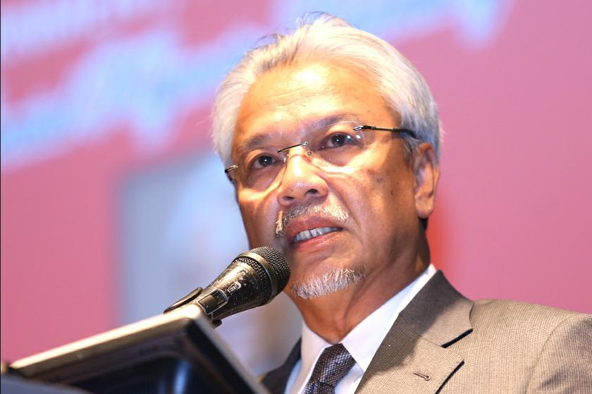 Ahmad Husni said 1MDB's financial woes were largely caused by accumulation of debts while trying to move fast with its investment agenda. — Picture by Saw Siow Feng