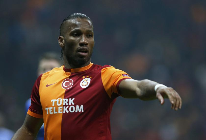 Former Chelsea forward Didier Drogba has offered his hospital in his native Ivory Coast to the fight against the coronavirus pandemic. — Reuters pic