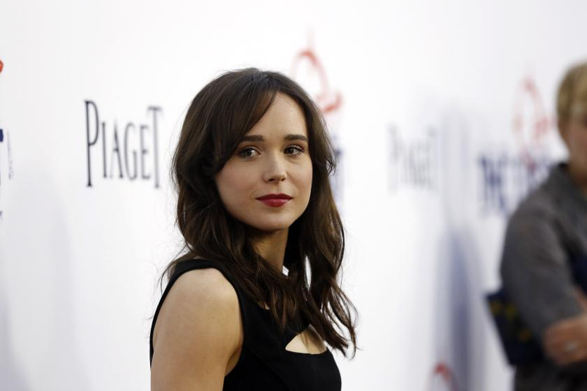 Ellen Page poses at the premiere of 'The East' at the Arclight theatre in Hollywood, California May 28, 2013. — Reuters pic