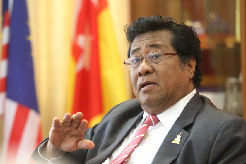 Khalid said that the Selangor government has not 'interfered' with BSM and that the society's decision to move out of the state was their own decision. — Picture by Choo Choy May