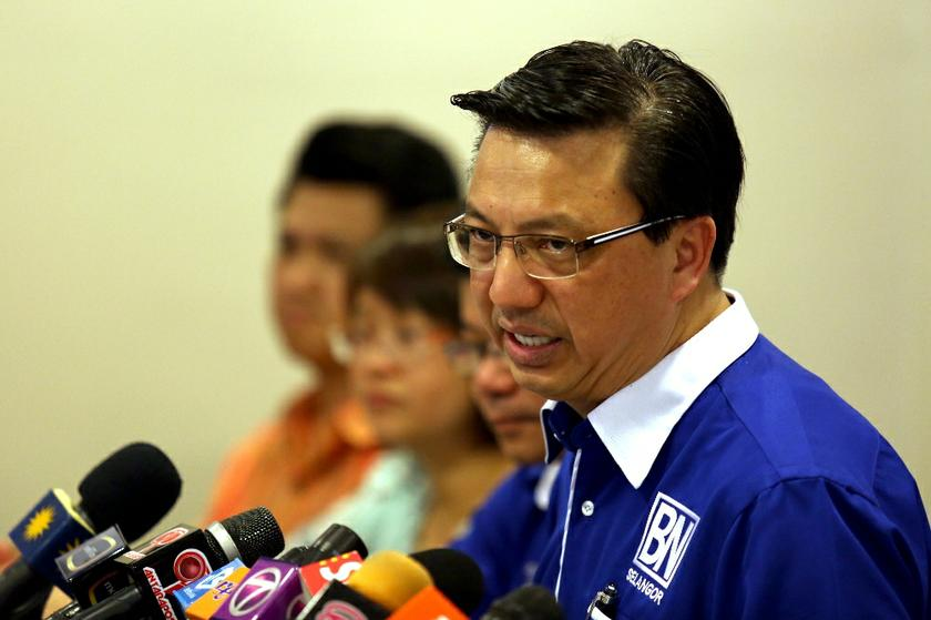 MCA president Datuk Seri Liow Tiong Lai said that party would oppose the bill because it was deemed to be in conflict with the Federal Constitution and the Federation of Malaya Agreement. — Picture by Saw Siow Feng