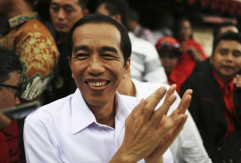 A government led by Jakarta Governor Joko Widodo (pic) would balance the interests of the country and its people with business needs, says Tjahjo Kumolo, the secretary-general of Widodo's Indonesian Democratic Party of Struggle, or PDI-P. — Reuters pic
