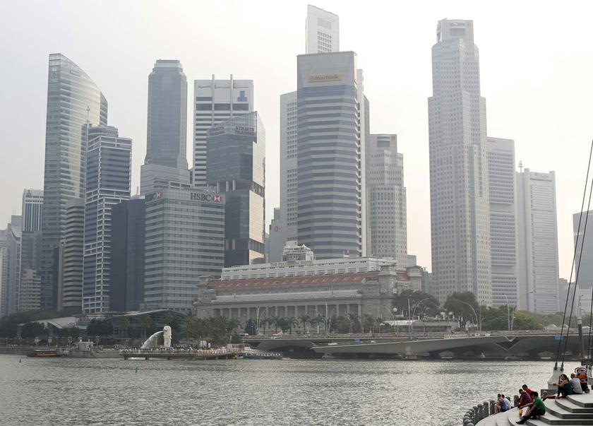 Singapore raises the top marginal tax rate to 22 per cent, the first such increase in decades. ― File pic