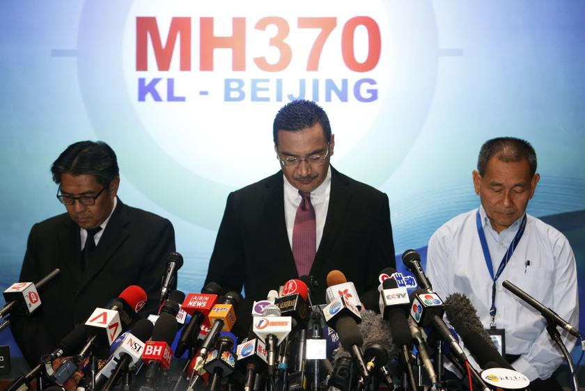 Malaysia's high-ranking officials are increasingly frustrated with China's pressure for answers over the missing Malaysia Airlines (MAS) flight MH370. — Reuters pic