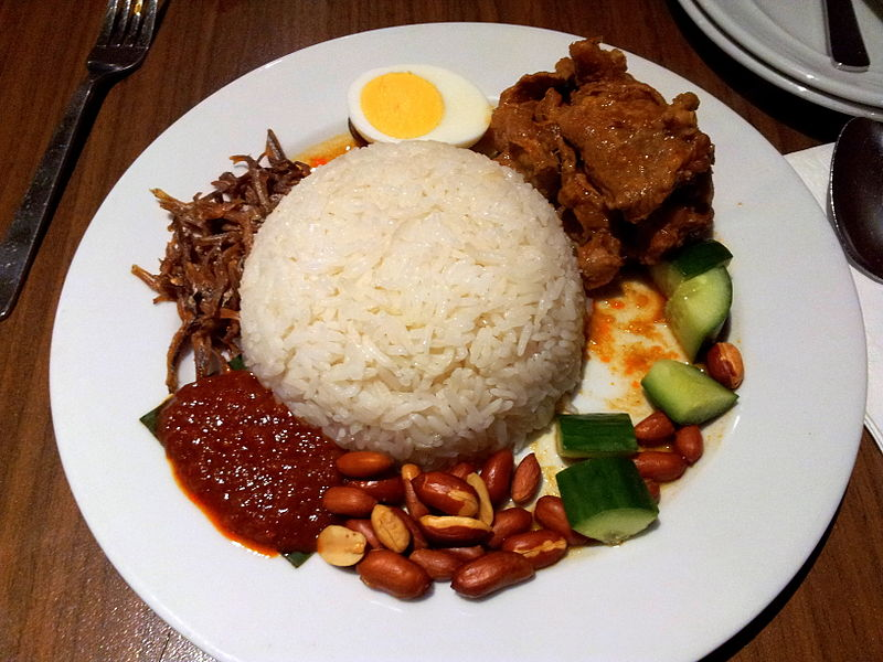 Ikan bilis is among the main condiments for nasi lemak (pic), one of Malaysia's most popular dishes. ― File pic
