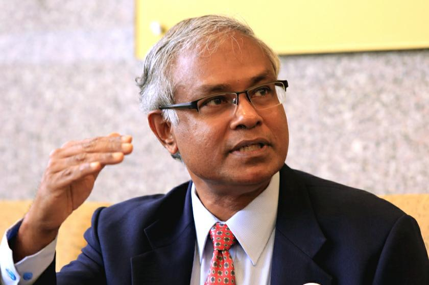 Sungai Siput MP Dr Jeyakumar Devaraj credited the New Economic Policy with creating a large Malay middle class that brought stability. — File pic