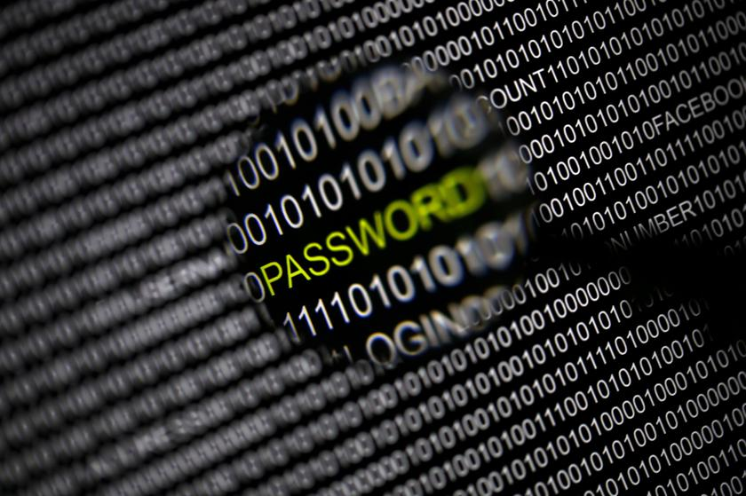 File picture illustration of the word 'password' pictured through a magnifying glass on a computer screen, taken in Berlin May 21, 2013. — Reuters pic