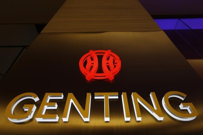 Genting Malaysia Bhd (GENM) is in the red after another sizeable equity injection into its loss-making US-based associate, Empire Resorts Inc. — Reuters pic