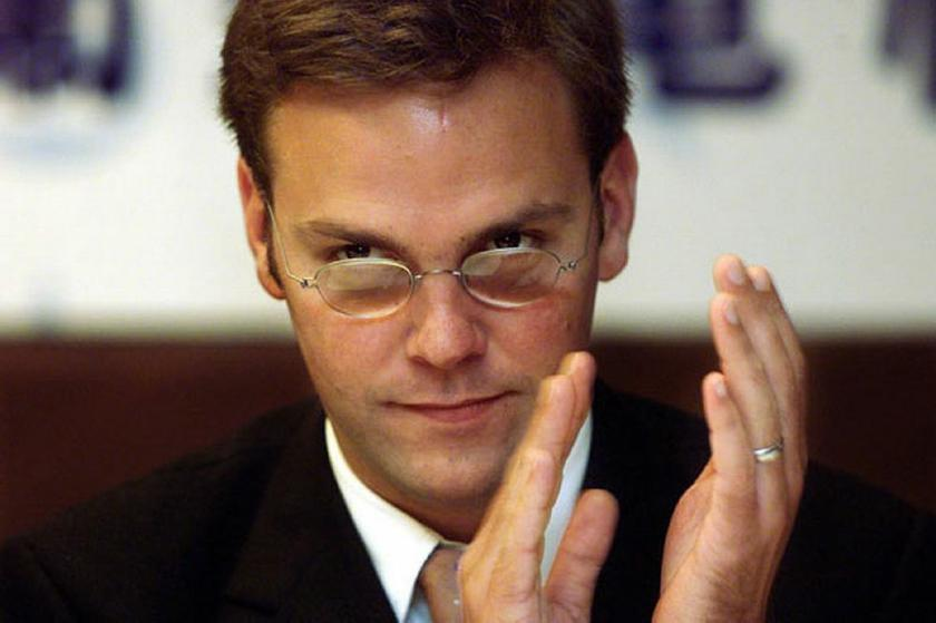 James Murdoch, younger son of Rupert Murdoch and outgoing chief executive of 21st Century Fox. — Reuters pic