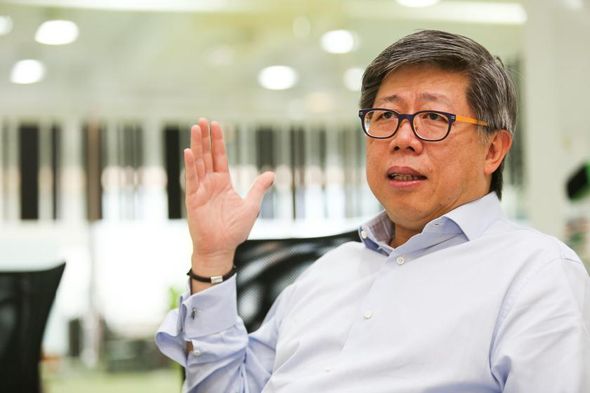 Taylor's Group President BK Gan said the education group aims to set up one international school a year, with the plan to make the Taylor's International School, a 'neighbourhood school'.