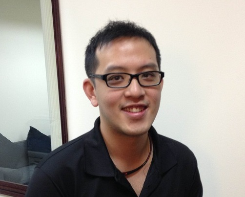 Chris Leong (pic) is Soft Space International's director of corporate and strategy planning. ― DNA pic
