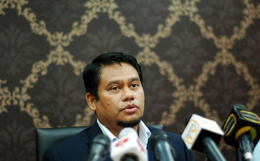 File photo shows Isma's president Abdullah Zaik Abdul Rahman. The right-wing Malay Muslim movement has a growing base of young professionals. — Picture by Yusof Mat Isa