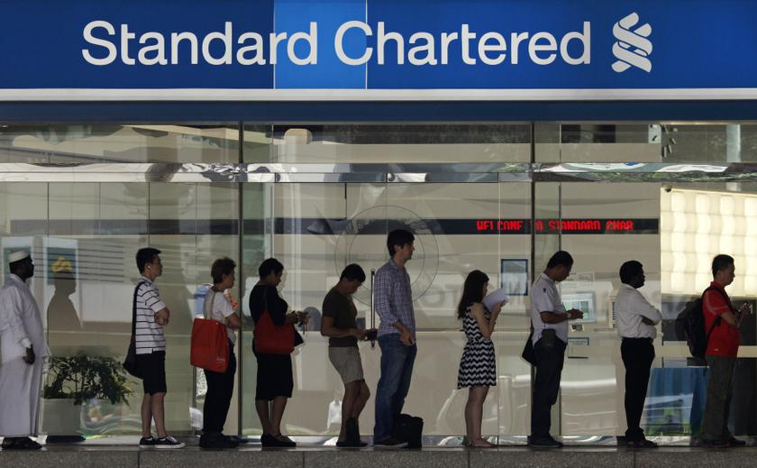Standard Chartered Saadiq, the Islamic banking unit of Standard Chartered Bank Malaysia, expects 2014 to be good for the Malaysian sukuk industry. —Reuters pic