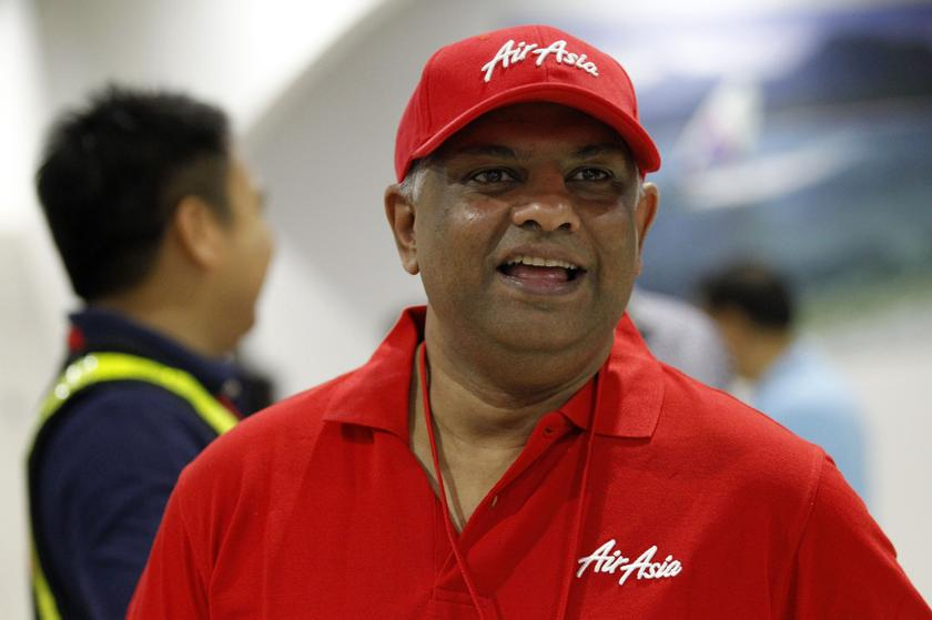 Citing unnamed sources, The Star's report asserted that the board had given the green light to Tan Sri Tony Fernandes (pic) and for amounts in access of US$250 million to be channeled towards sponsoring the racing team in efforts to make AirAsia a globally recognisable brand.  — Reuters pic