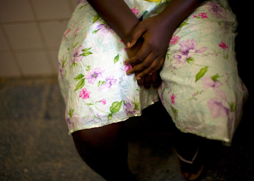 In Liberia where rape is surrounded by social taboos medical charity Doctors Without Borders (MSF) is trying to get victims to come forward and get treatment after their ordeal, June 9, 2014. — AFP pic