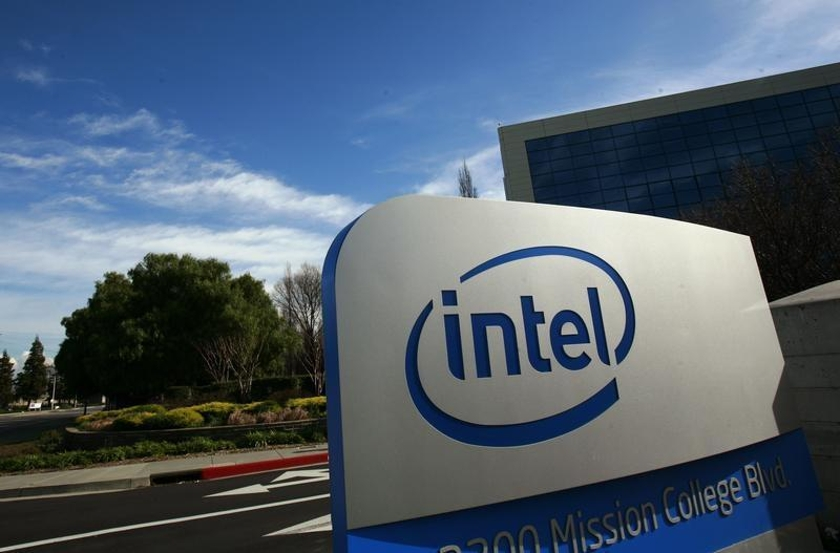 The purchase will help Intel provide more chips to mobile-phone service providers and expand its ability to win sales. — Reuters pic