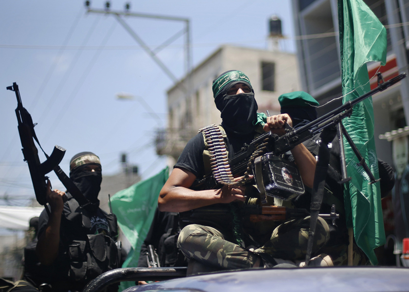 Israeli officials have long voiced concern that Hamas, which runs the Gaza Strip, intends to gain strength in the West Bank. — Reuters pic