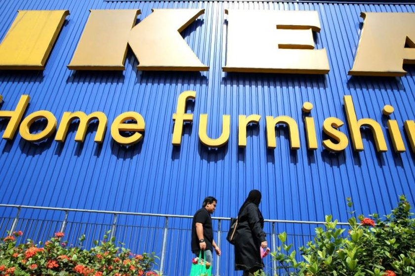 Ikea Malaysia accused Ikeahackers.net of trademark violation and wanted it to cease operations. — Picture by Choo Choy May