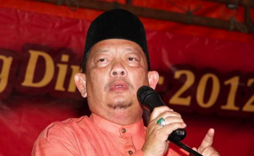 Selangor PAS commissioner Abdul Rani Osman wanted take legal action to be taken against The Malaysian Insider for its 'erroneous' report. — Picture by Choo Choy May