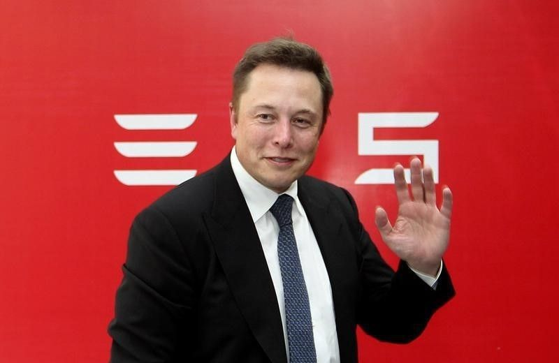 Elon Musk is currently the 10th richest person in the world with US$68.6 billion in wealth, according to Bloomberg. ― Reuters pic