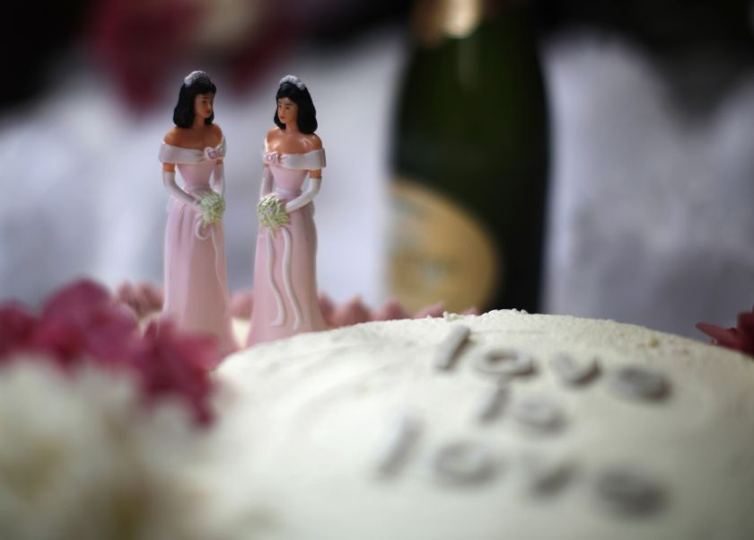 US has joined a list of 20-odd countries that have legalised same-sex marriage. ― File pic