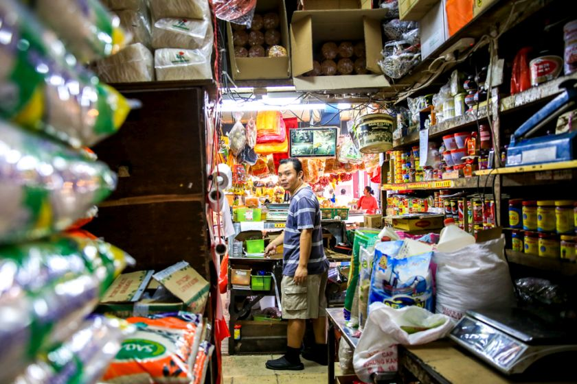 Selvam Raj said although the zero-rated tax on some basic goods should drop prices, the reverse could take place if enforcement to ensure profiteering is weak. — file picture