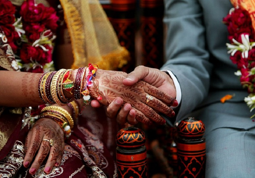 In Malaysia, the legal minimum age for marriage under civil law for both genders is 18, with marriages involving a girl aged 16 requiring the consent of the state's chief minister or mentri besar. — AFP pic