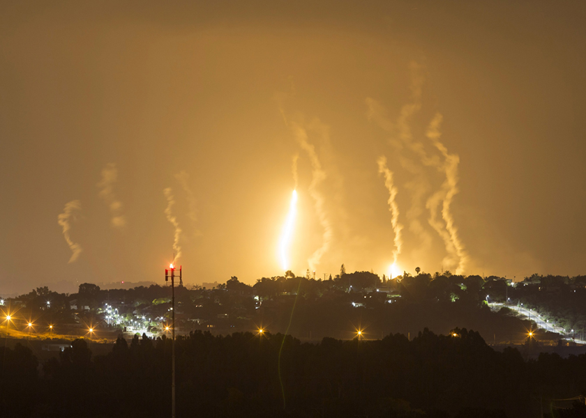 Hamas and Israel have fought three wars since 2008.. — Reuters pic