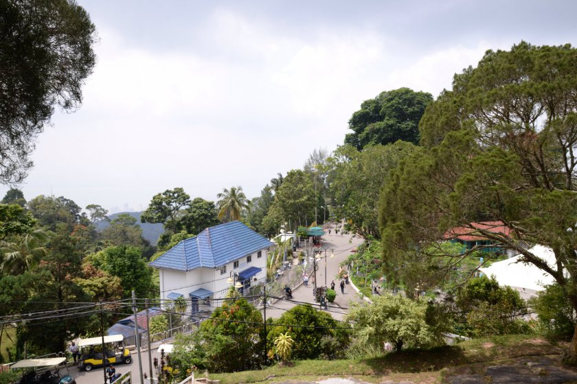 Siti Azizah hopes to be able to get Penang Hill listed in the next two to three years. — Picture by K.E. Ooi