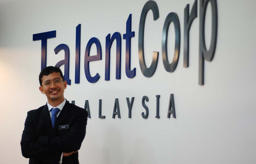 Interview with Talent Corporation CEO Johan Mahmood Merican at the Surian Tower in Mutiara Damansara, on July 1, 2014. — Picture by Yusof Mat Isa