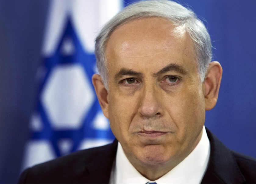 Israeli Prime Minister Benjamin Netanyahu said that civilian casualties were unfortunate, regrettable and not sought. — Reuters pic