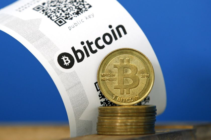 Lawmaker Mineyuki Fukuda working with Bitcoin startups for minimal government regulation of the electronic payment system. — Reuters file pic