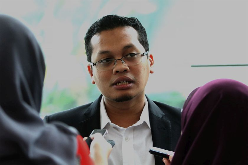 PKR's Nik Nazmi Nik Ahmad has been acquitted for a 'record' fourth time of the same offence under the Peaceful Assembly Act 2012. ― File pic