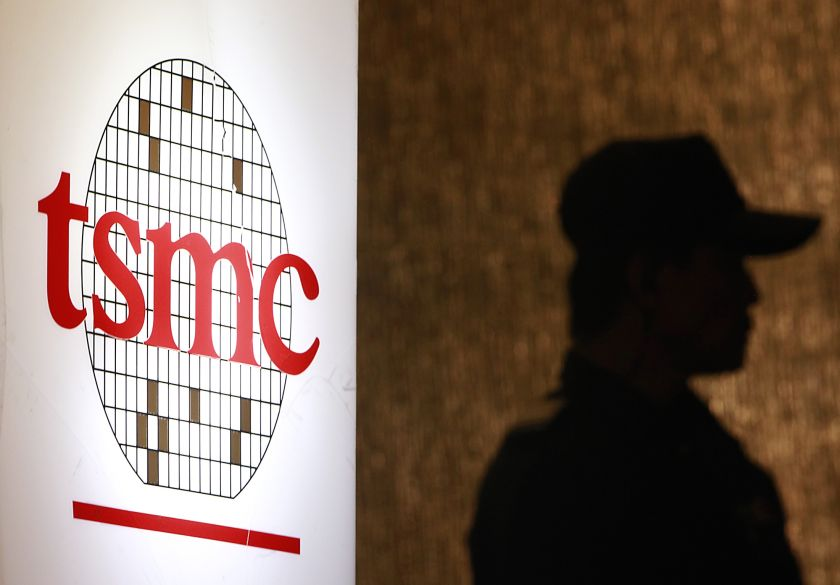 Taiwanese high-tech chip foundries are some of the world's biggest and most advanced, and Taiwan Semiconductor Manufacturing Company (TSMC) is the world's largest. — Reuters pic