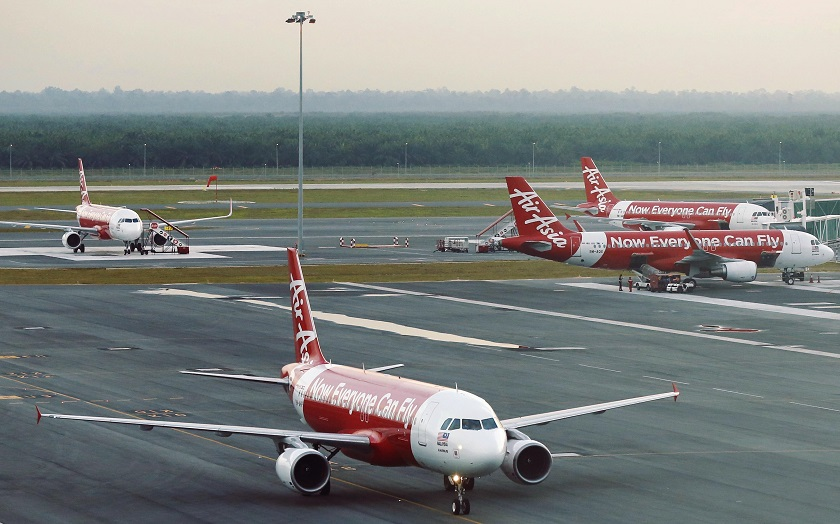 Covid-19 pushed AirAsia Group Bhd to record a net loss of RM967.15 million in the first quarter ended March 31, 2020 (1Q20). — Reuters pic