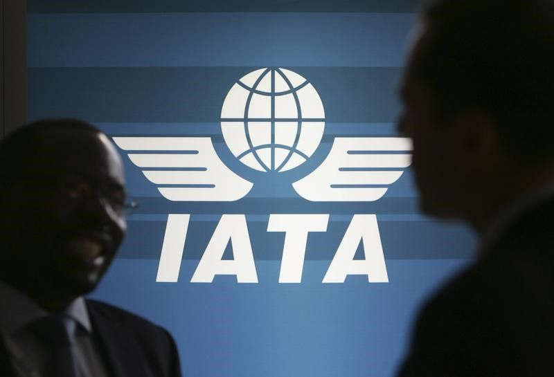 eanwhile, IATA said the cargo load factor rose 10.4 percentage points in May,=.— Reuters pic