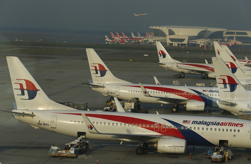 NUFAM urged the government to ensure Malaysia Airlines Berhad do not take away employees' right to be unionised. — File pic
