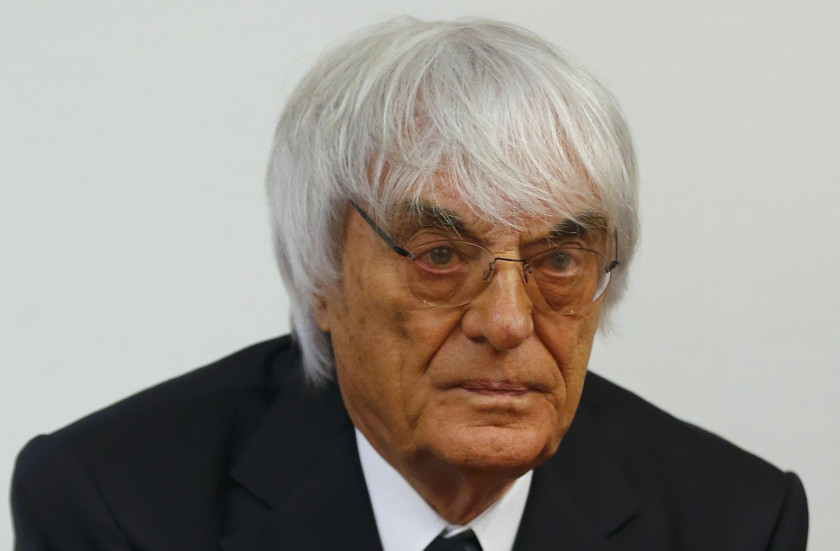 Bernie Ecclestone is trying to find a buyer for the Williams F1 team. — Reuters pic