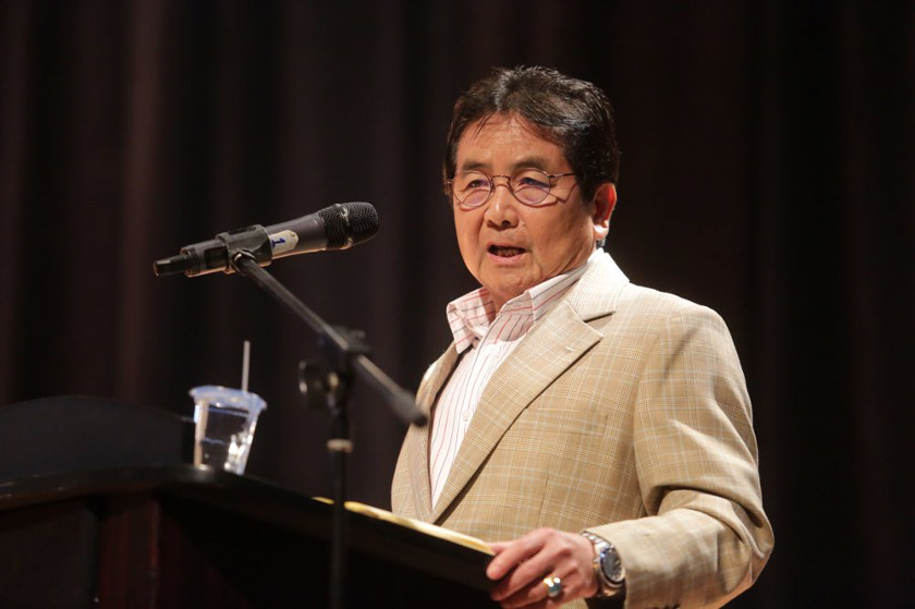 Kurup said the Bill risks dividing East and West Malaysia and called for its withdrawal. — Picture by Choo Choy May