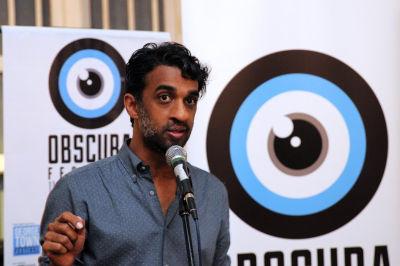 Obscura Festival director Vignes Balasingam. — file pic