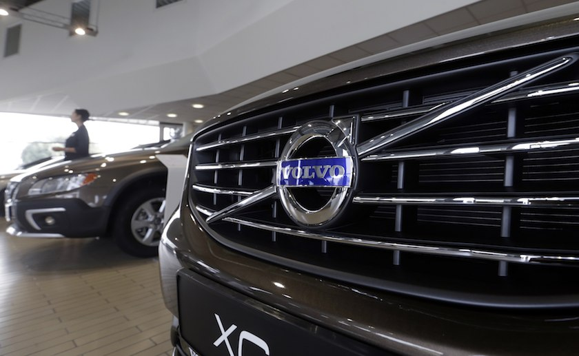 Zhejiang Geely Holding Group — which owns Volvo — plans to use Malaysia as a hub to assemble high-end cars for the Asean market. — Reuters pic